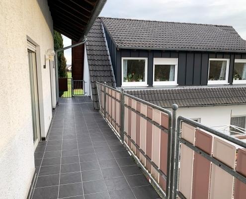 Balkone | Seniorenheim am Gänsewald