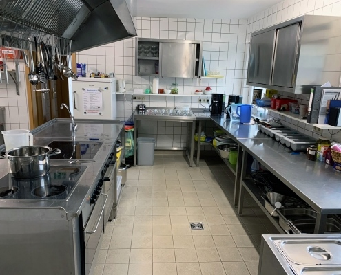 Küche | Seniorenheim am Gänsewald